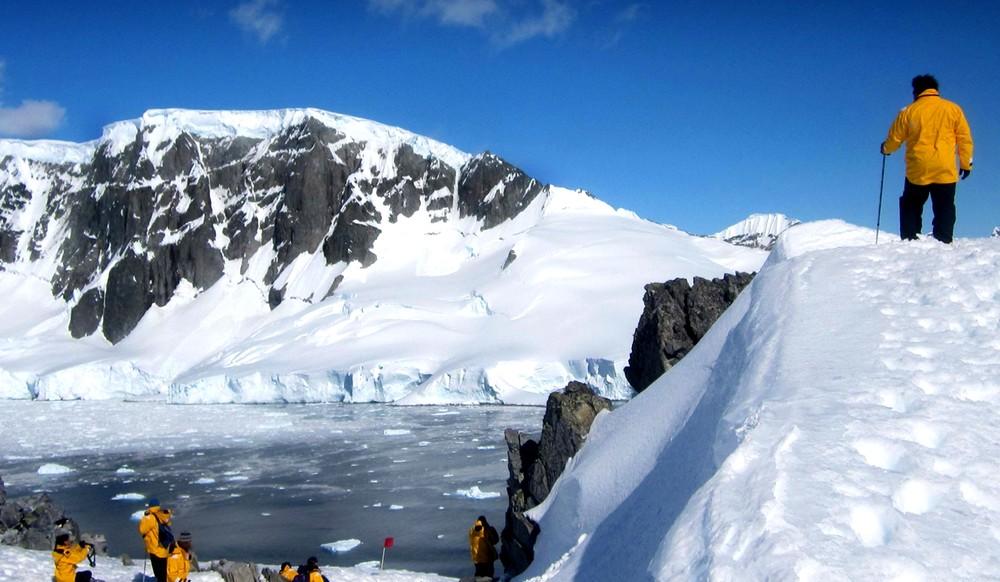 Irez-vous passer des vacances en Antarctique ?