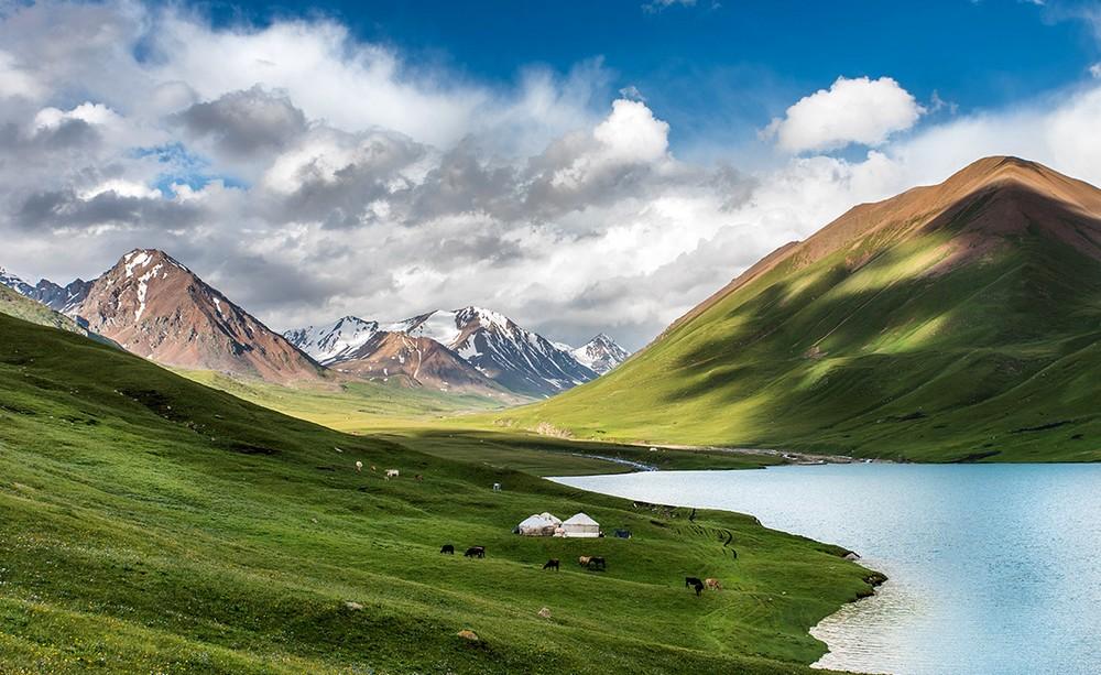 Un voyage au Kirghizistan, cela vous tente ?