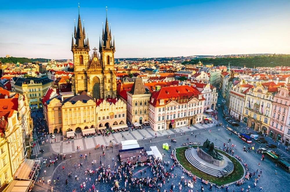 Partez en vacances à Prague !