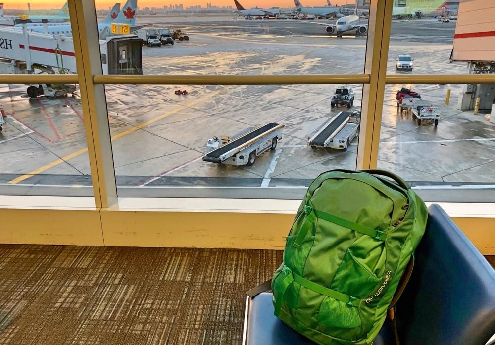 Bien remplir son sac à dos pendant un voyage