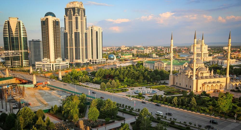 La Tchétchénie s'offre à vous